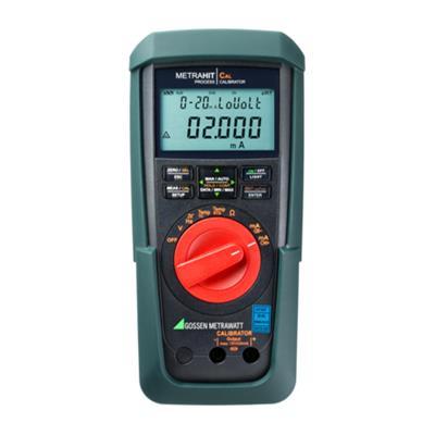 德国GMC手持式信号源信号发生器多功能校准表METRAHIT CAL / CAL PACK