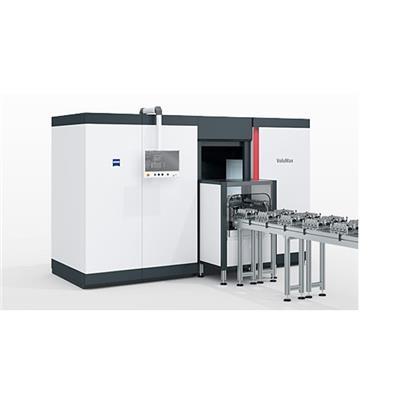 ZEISS VoluMax在线计算机断层扫描和X射线