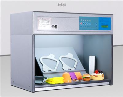 TILO天友利T60对色灯箱 国际标准光源箱对色比色箱多光源看样台纺织油漆印刷看色箱 T60(4)四光源老款 CC3100