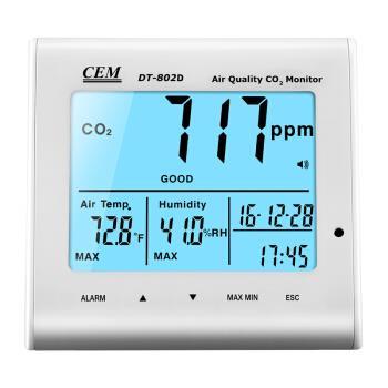 华盛昌 (CEM)DT-802D室内二氧化碳检测仪