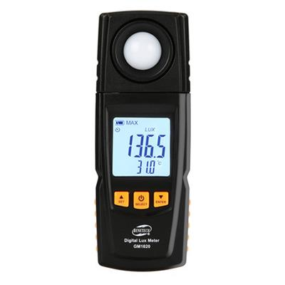 标智GM1020数字多功能照度计光照度计测光仪测光亮度仪光度照度仪