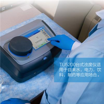 HACH/哈希实验室电化学TU5200系列耗材和备件